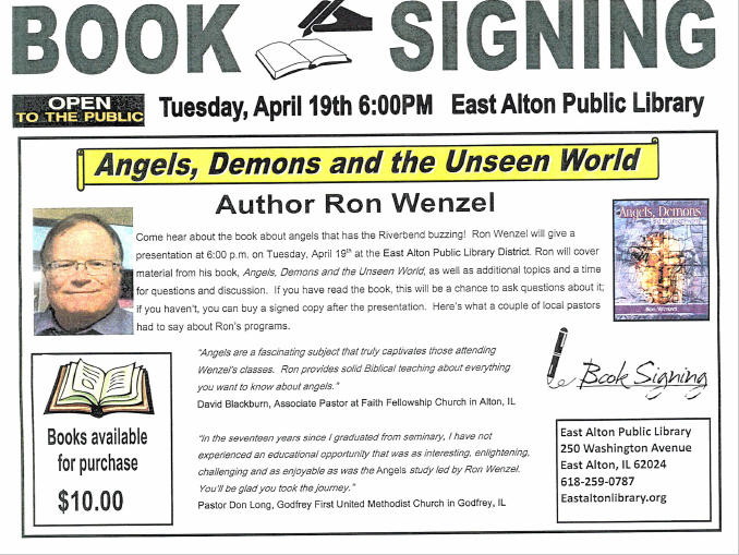 Ron Wenzel Book Signing.PNG